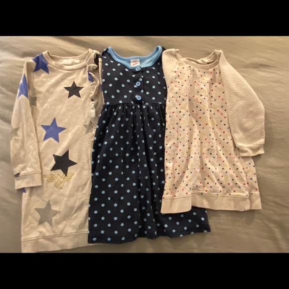 Bundle of 3 Girls Dresses from Gap and Hanna (4/5)